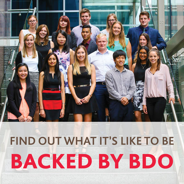 Who is BDO